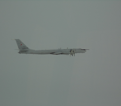 NORAD intercept Tu-142 June 27