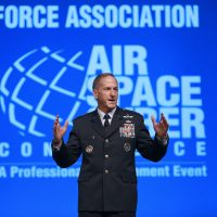 Gen. David L. Goldfein at ASC 2019