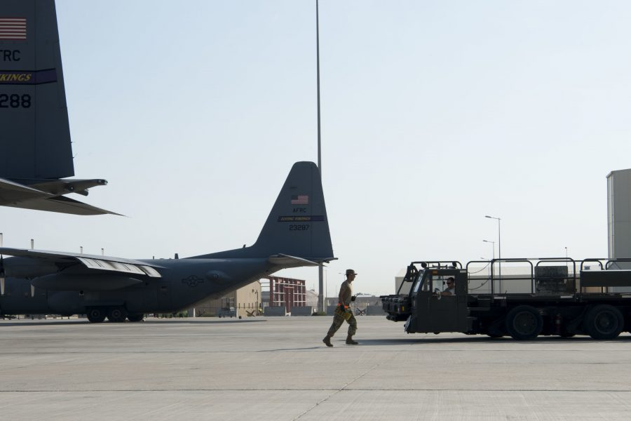 Aircrew Conducts Mobility Operations