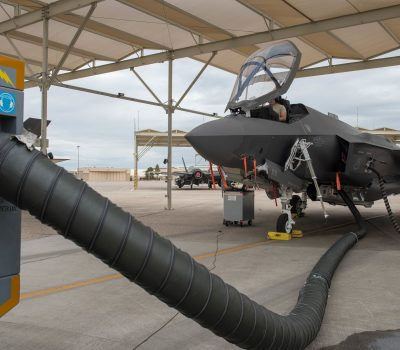 Maintainers ensure F-35's mission capability