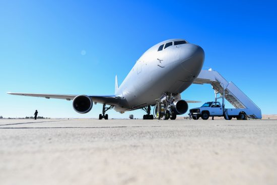 KC-46A Pegasus Completes Its First Aeromedical Evacuation Mission