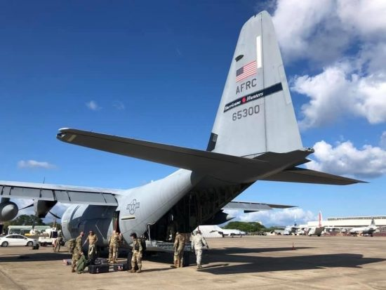 Hurricane Hunters deploy to Hawaii to fly Hurricane Douglas