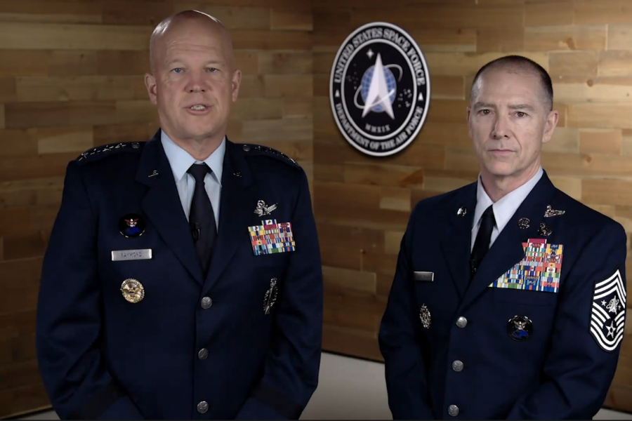Space Force reorganization