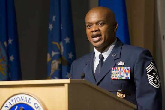 Chief Master Sgt. Tony L. Whitehead
