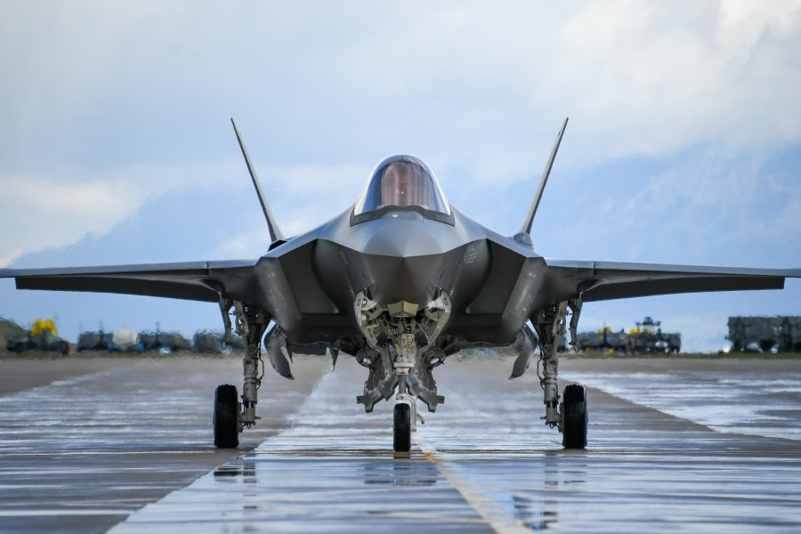 Hill Air Force Base hosts F-35A and F-16 integrated combat exercise