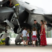 Hill Airmen return from European deployments