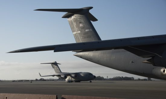 Travis Air Force Base Readiness Exercise
