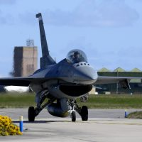 Spangdahlem F-16s participate in exercise Formidable Shield