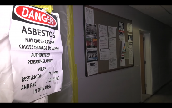 Asbestos at Offutt