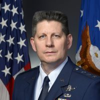 Official portrait - Lt. Gen. David Thompson