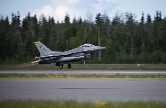 80th Fighter Squadron F-16