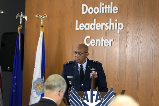 AFA Brown Doolittle Leadership Center