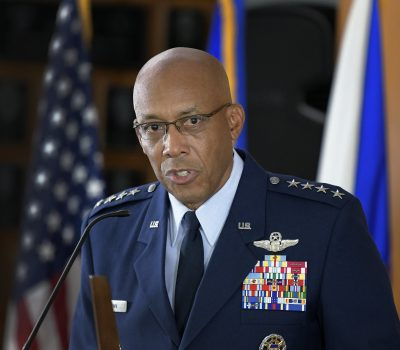 CSAF Gen. CQ Brown Jr.