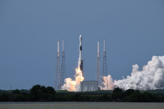 45th Space Wing Supports Successful GPS III Launch