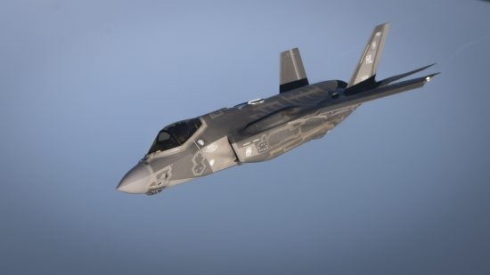 28th EARS refuels F-35s