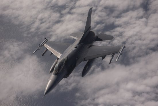 100th ARW KC-135s support Exercise Point Blank