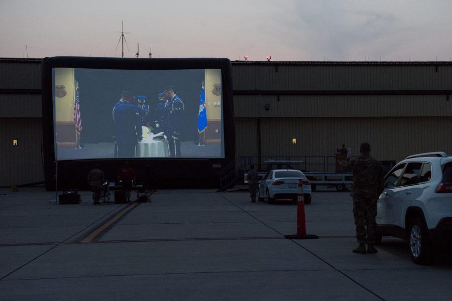 Whiteman AFB celebrates the 73rd anniversary of the AF with drive-in ball