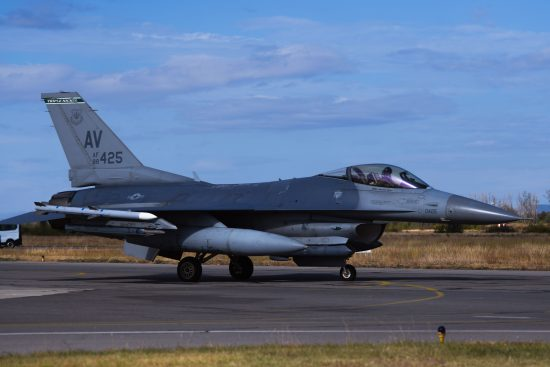 31st FW supports NATO enhanced Air Policing mission