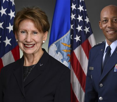 SECAF and CSAF