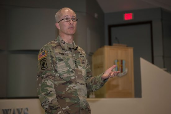 Defense Health Agency Director visits Travis AFB