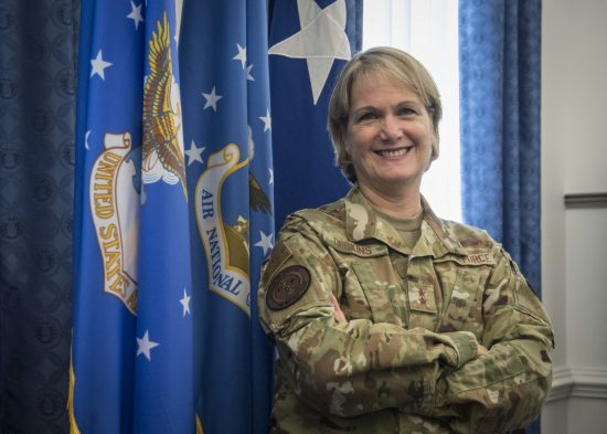New ANG Deputy Director makes history as first non-pilot, first female