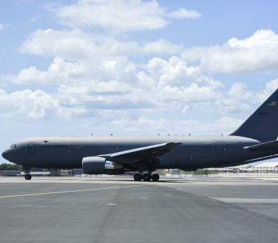 KC-46 integrate with Valiant Shield