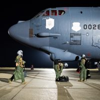 Barksdale B-52s take part in NATO training mission