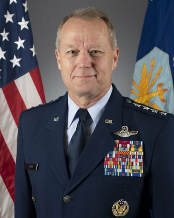 Gen. Mark D. Kelly