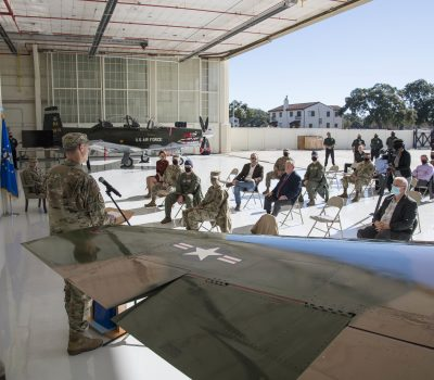 19th Air Force Maintenance Training Center Activation
