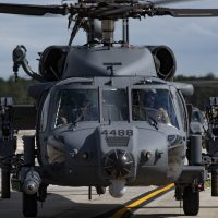 Air Force, Moody receive first Jolly Green II
