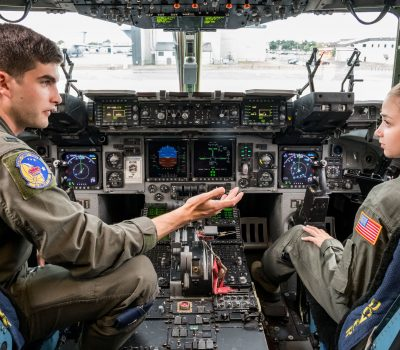 Cadets earn their wings at AFJROTC Summer Flight Academy