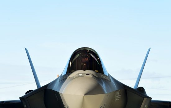 Eielson F-35As hit 100 sortie milestone