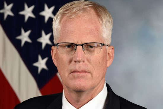 Acting Secretary Christopher C. Miller