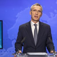 NATO Secretary General's online pre-ministerial press conference