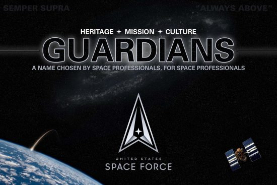 Space Force Guardians