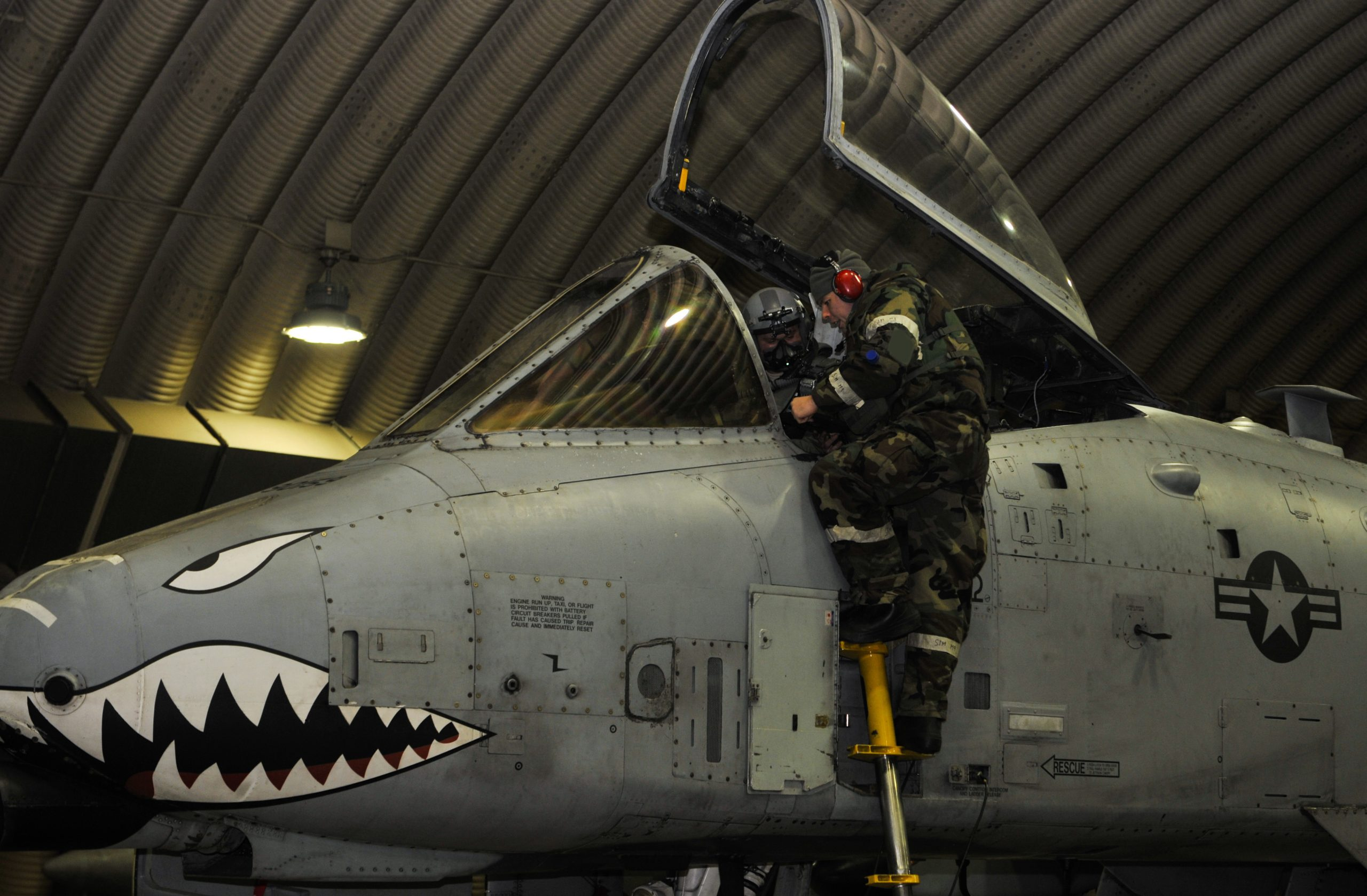 Here's What the Air Force Can't Get Rid Of, According to the Draft NDAA - Air Force Magazine