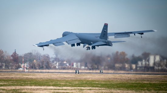 U.S. Bombers Operate in CENTCOM