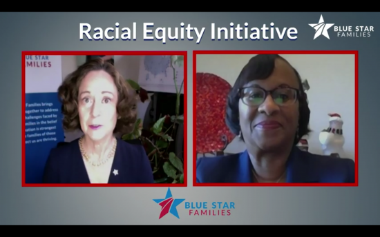 Blue Star Families Racial Equity Initiative