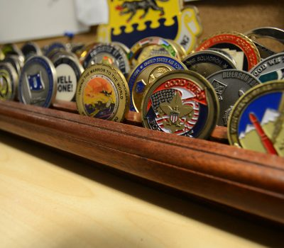 Challenge coins: A tradition of excellence