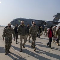 A/SD travels to Afghanistan