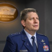 Vice Space Operations Chief, Gen. Thompson Interview