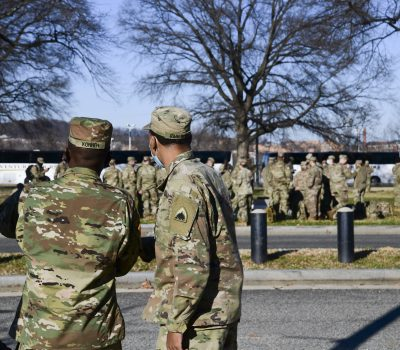 National Guard Support Mission