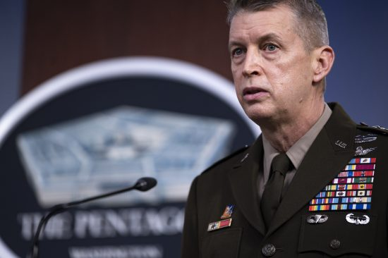 Pentagon Holds Briefing About Transition Activities