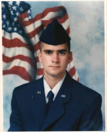 Sicknick AF Basic Training photo 1997