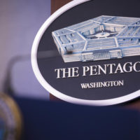 Pentagon Press Briefing Room