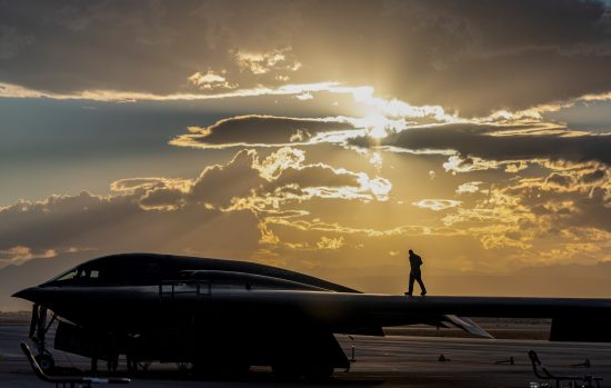 509th Bomb Wing B-2 Red Flag 21-1
