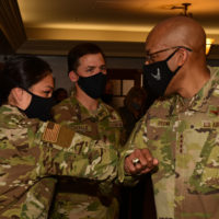 CSAF recognizes accomplishments of DM Airmen