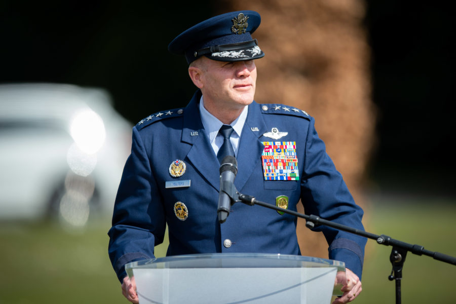 Gen. Tod D. Wolters