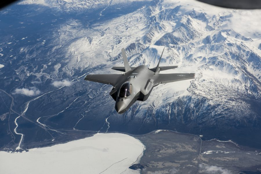 168th Wing brings new F-35s to Eielson
