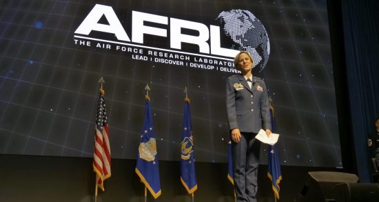 AFRL Assumption of Command - Brig Gen Heather L Pringle